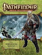 Pathfinder 1ª ed. - Regente de jade 3- La tormenta voraz