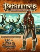 Pathfinder 1ª ed. - La calavera de la serpiente 1 - Almas para el Pincho del contrabandista