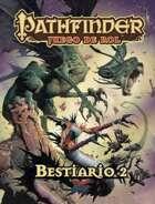 Pathfinder 1ª ed. - Bestiario 2