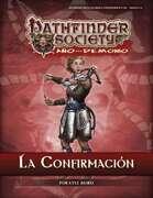 Pathfinder 1ª ed. - La confirmación