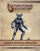 Pathfinder 1ª ed. - Asalto contra Absalom
