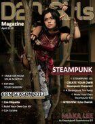 D20 Girls Magazine - April 2013