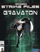 Enemy Strike File: Gravaton