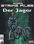Enemy Strike File: Der Jager (Mutants & Masterminds)