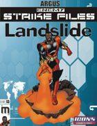 Enemy Strike File: Landslide [Icons]