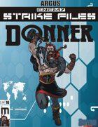 Enemy Strike File: Donner