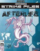 Enemy Strike File: Afterlife