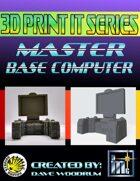 3D Print It: Master Base Computer