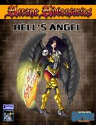 Arcane Adversaries: Hell's Angel [SUPERS! RED]