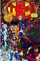 Hero-Town: Twilight of the Superheroes