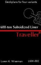 600-ton Subsidized Liner