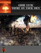 T2000 Fanzine- You're On Your Own No. 1