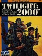 T2000 v2  Twilight: 2000 2nd Edition