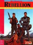 MT MegaTraveller Rebellion Sourcebook