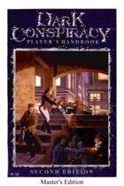 DC2  Dark Conspiracy Player's Handbook Masters Edition (2nd ed.)