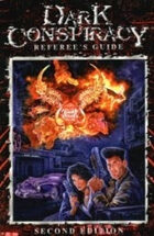 DC2 Dark Conspiracy Referee's Guide Basic Edition (2nd ed.)