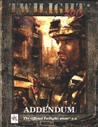 T2013- Rules Addendum