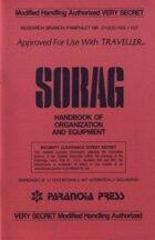 PP3 SORAG (Traveller Licensed Supplement)