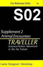 Classic Traveller-CT-S02-Animal Encounters