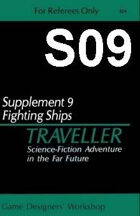 Classic Traveller-CT-S09-Fighting Ships