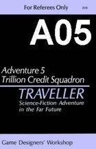 Classic Traveller-CT-A05-Trillion Credit Squadron