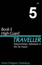 Classic Traveller-CT- B05-High Guard