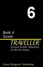 Classic Traveller-CT- B06-Scouts
