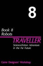Classic Traveller-CT- B08-Robots