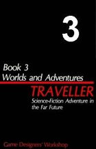 Classic Traveller-CT- B03-Worlds and Adventures