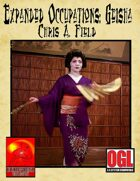 Expanded Occupations: Geisha