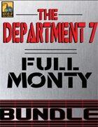 The Dept. 7 Full Monty [BUNDLE]