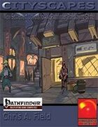 Cityscapes -New Settlement Options for the Pathfinder Roleplaying Game