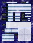 Star System Creation Sheet