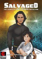 Salvaged: Unit Primes (Graphic Novel)
