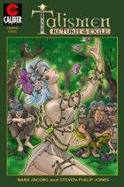 Talismen: Return of the Exile (Graphic Novel)