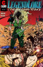 Legendlore #09: The Realm Wars - Part 1