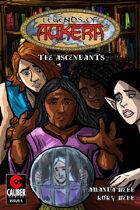 Legends of Aukera: The Ascendants #5