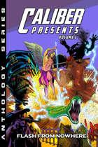 Caliber Presents  - Volume 3