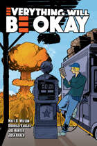 Everything Will Be Okay (graphic novel)