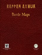 (2012) Rappan Athuk Battle Maps