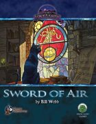 The Sword of Air (Swords and Wizardry)