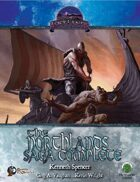 The Northlands Saga Complete (Swords and Wizardry)