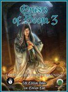 Quests of Doom 3 (5e)