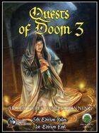 Quests of Doom 3 (Swords and Wizardry)