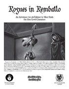 Rogues in Remballo (5e)