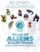 Tome of Aliens Token Set