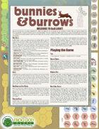 Bunnies & Burrows Light