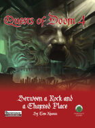 Quests of Doom 4: Between a Rock and a Charred Place (PF)
