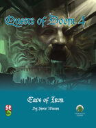 Quests of Doom 4: Cave of Iron (5e)