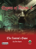 Quests of Doom 4: The Hunter's Game (PF)